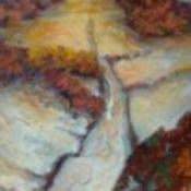 (sold) Icarus V 203 x 91cm 2003
