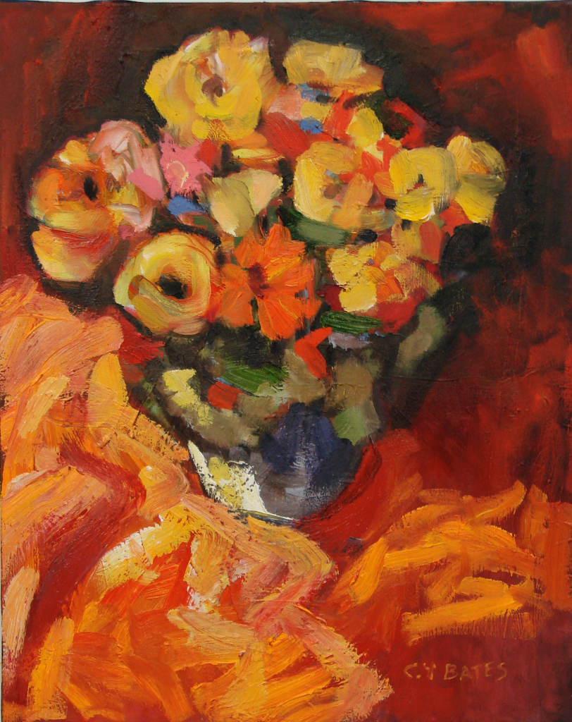 (SOLD) Flowers