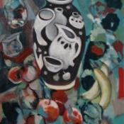 """Still Lifes 28x22"""" Oil 1996-2014"""